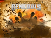 Command and Conquer: Generals poster