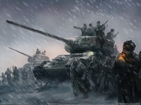 Company of Heroes 2 poster
