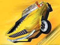 Crazy Taxi 3: High Roller poster