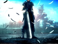 Crisis Core: Final Fantasy VII poster