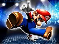 Dance Dance Revolution Mario Mix poster