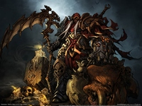 Darksiders: Wrath of War poster