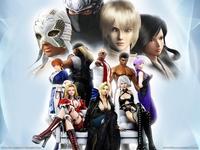 Dead or Alive 4 poster