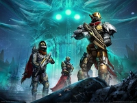 Destiny: The Dark Below poster