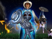Destroy All Humans! poster