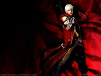 Devil May Cry 3: Dante's Awakening poster