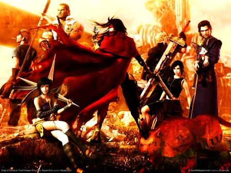 Dirge of Cerberus: Final Fantasy VII poster #1120