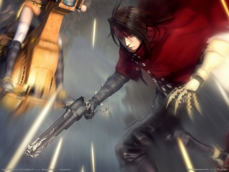 Dirge of Cerberus: Final Fantasy VII poster #1122