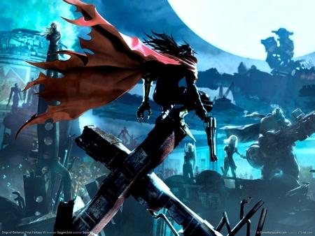 Dirge of Cerberus: Final Fantasy VII poster #1123