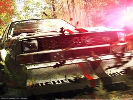 Dirt 3 poster #1129