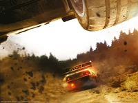 DIRT: Colin McRae Off-Road poster