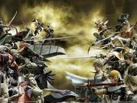 Dissidia Final Fantasy poster
