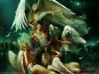 DmC Devil May Cry poster