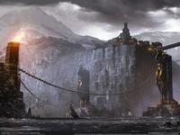 Dragon Age 2 poster