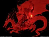 Dragon Age: Origins poster