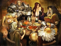 Dragon's Crown poster