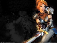 Dungeon Siege poster