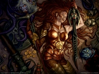 <em>CLASSIC:</em> Dungeon Siege 2 poster