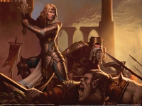 Dungeons & Dragons: Neverwinter poster