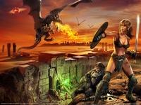 EverQuest 2: Desert of Flames poster