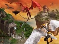EverQuest 2: Kingdom of Sky poster