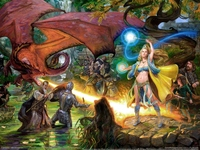 EverQuest: 10th Anniversary poster