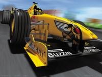 F1 Racing Championship poster