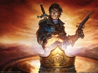 Fable 3 poster