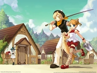 Fantasy Life Mabinogi poster
