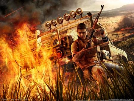 Far Cry 2 Poster 1461 Gameposter2 Com