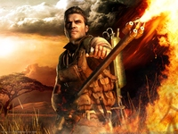 Far Cry 2 poster