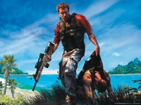 Far Cry Instincts poster