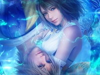 Final Fantasy X - X-2 HD poster
