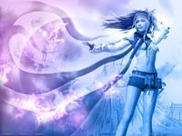 <em>CLASSIC:</em> Final Fantasy X-2 poster