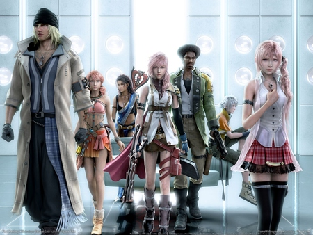 Final Fantasy XIII poster #1551