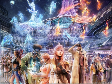 Final Fantasy XIII poster #1552