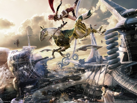 Final Fantasy XIII poster #1557