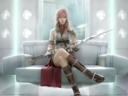 Final Fantasy XIII poster #1561
