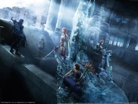Final Fantasy XIII - 2 poster
