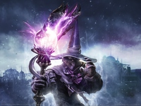 Final Fantasy XIV: A Realm Reborn poster