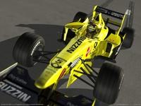 Formula One 2000 poster
