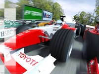 Formula One 2002 poster