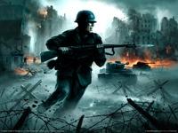 Frontline: Fields of Thunder poster