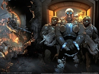Gears of War: Judgment poster