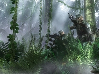 Ghost Recon: Island Thunder poster