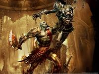 God of War 3 poster