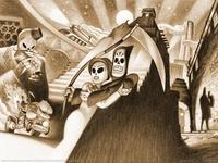 Grim Fandango Remastered poster