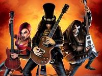 Guitar Hero 3: Legends of Rock poster