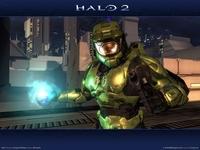 <em>CLASSIC:</em> Halo 2 poster