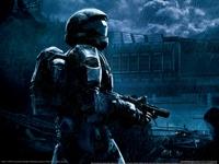 Halo 3: ODST poster
